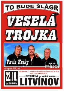 plakát veselá trojka litvínov náhled(1)