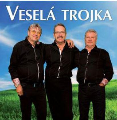 TV Šlágr - koncert Veselé Trojky