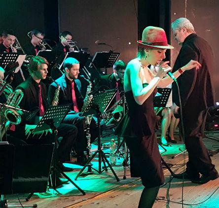 Koncert - Výročí big bandů s Dashou