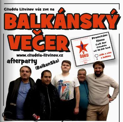 balkansky vecer