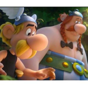 asterix a tajemství