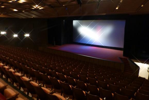 Velká scéna + 3D|2D kino