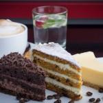 Káva a dorty